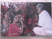 Adigalar at Dharmapuri Mandram