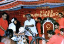 AMMA Donates Equipements to the Poor