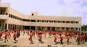 Adhiparasakti Matriculation school 